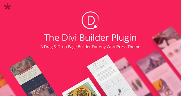 Le plugin Divi Builder WordPress Page Builder